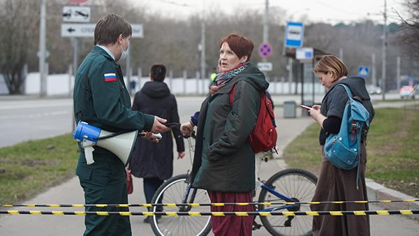 Вирусолог: Российские власти делают все возможное для борьбы с коронавирусом
