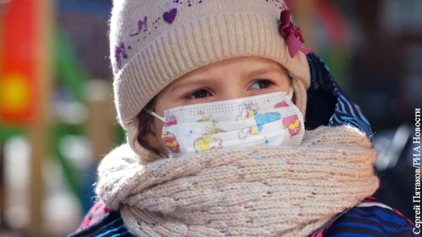 В Москве 17 детей заразились коронавирусом