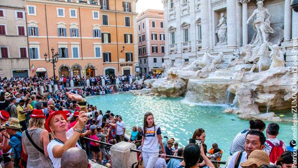 Пандемия изменит отношение итальянцев к туризму