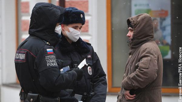 Режим самоизоляции в Москве продлили до 14 апреля