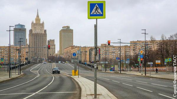 Оперштаб уточнил информацию о режиме самоизоляции в Москве