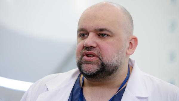 Проценко оказался удивлен возрастом зараженных коронавирусом пациентов