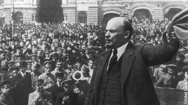 Почему не умирает Ленин