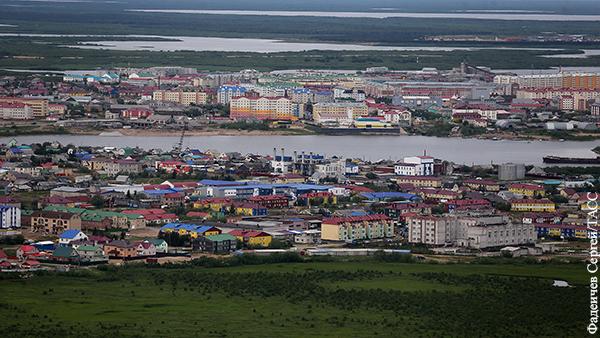 Политолог объяснил причины объединения НАО и Архангельской области