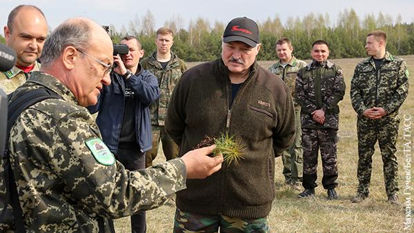 Политика: Лукашенко станет президентом в новой реальности