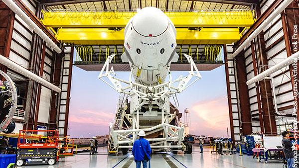 «Сотрудничать с НАСА – все равно, что ломиться в нарисованную дверь» - ВЗГЛЯД.РУ