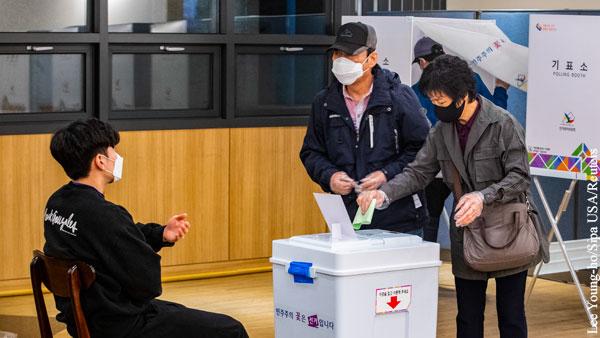 Политика: Пандемия сделала актуальными новые формы голосования