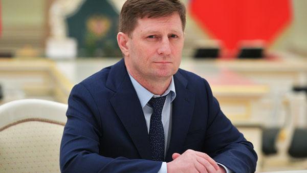 Хабаровский губернатор Фургал задержан по подозрению в организации убийств