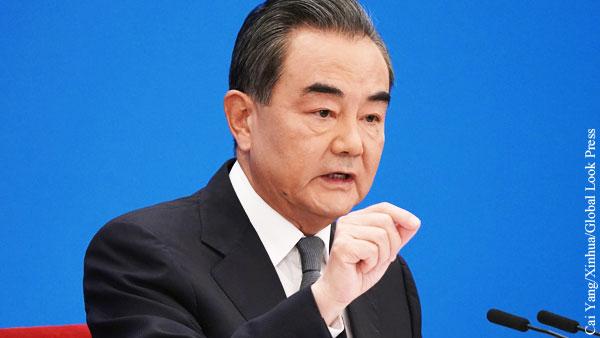 Китай заявил о самом серьезном вызове за всю историю отношений с США