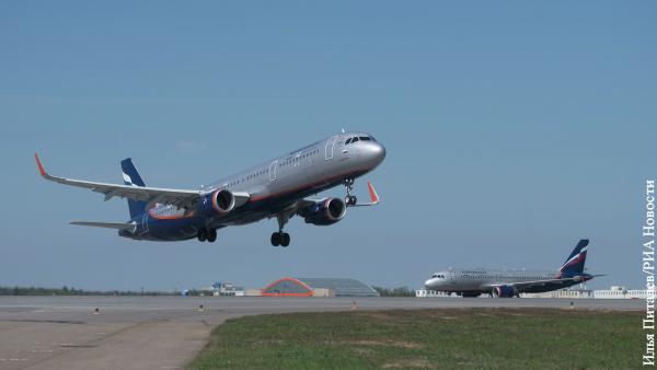 Оперштаб по борьбе с коронавирусом поддержал возобновление международного авиасообщения