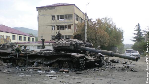 Грузия заявила о пропаже во время войны с Россией оружия на 1 млрд лари