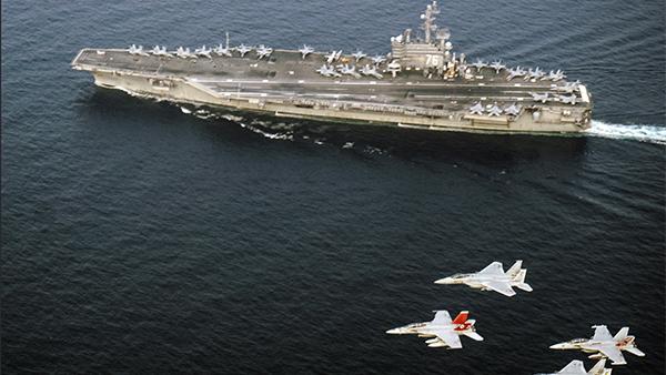 Амбиции США могут утонуть в Южно-Китайском море