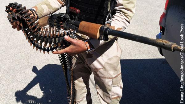 Ливийская армия Хафтара приготовилась к большой битве за Сирт