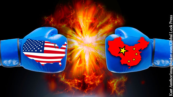 Китай объявил о решении ввести санкции против США