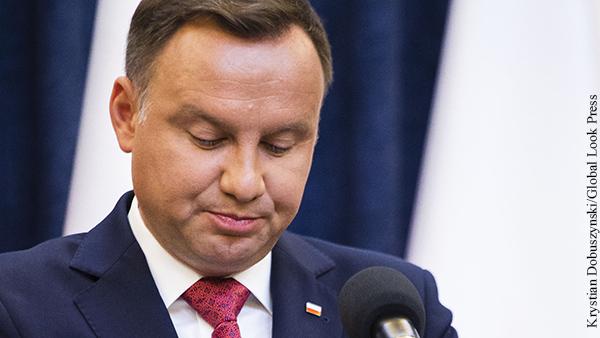 Вован и Лексус разыграли президента Польши