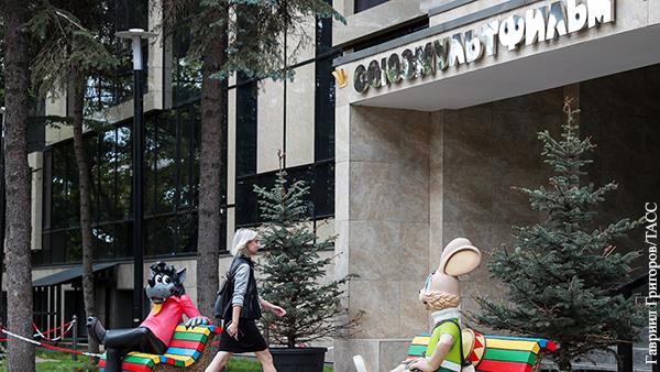Сбербанк приобрел 80% «Союзмультфильма»