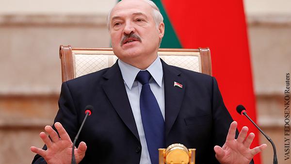 У Лукашенко не оказалось в собственности автомобилей и недвижимости
