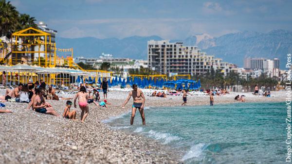 Турецкий бизнес отреагировал на возобновление авиасообщения с Россией