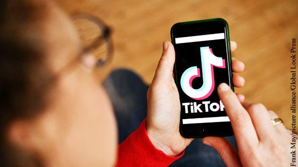 США собрались в ближайшие недели ответить на «угрозу» TikTok