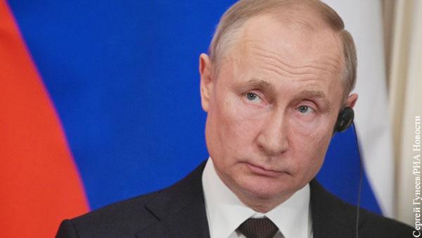 Сенаторы США заявили о «причастности Путина» к взлому серверов демократов