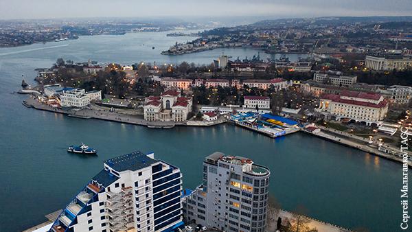 Благоустройство Севастополя происходит в режиме реального времени