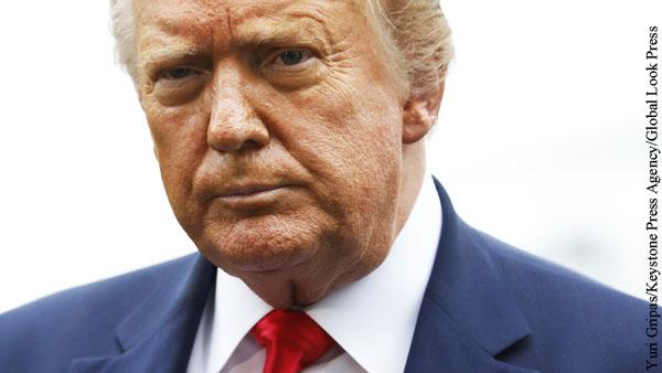 Трампу отправили посылку с сильнодействующим ядом
