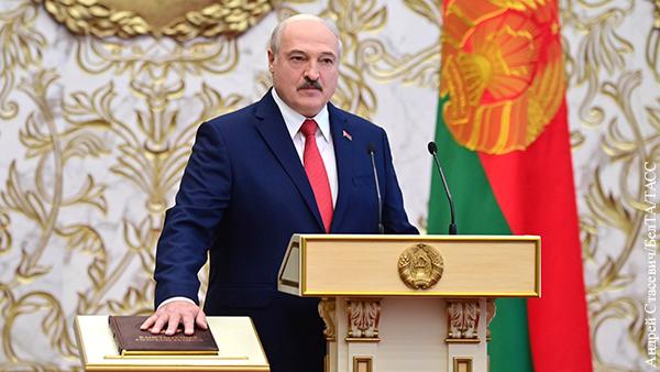 Лукашенко удивил противников внутри и снаружи Белоруссии