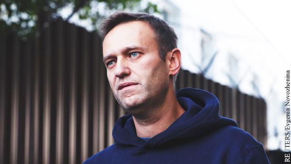 Евродепутат назвала историю с Навальным невыгодной России