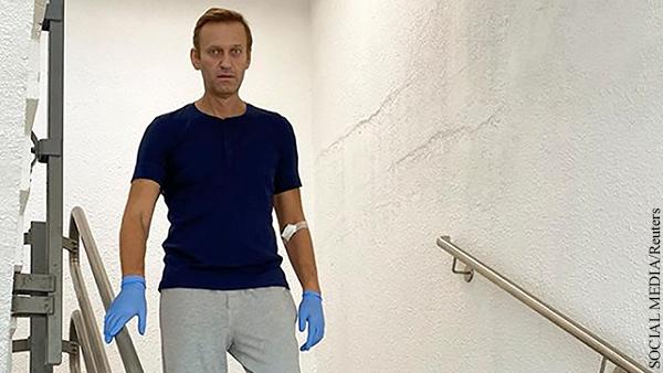 Разработчик «Новичка» заподозрил окружение Навального в отравлении блогера