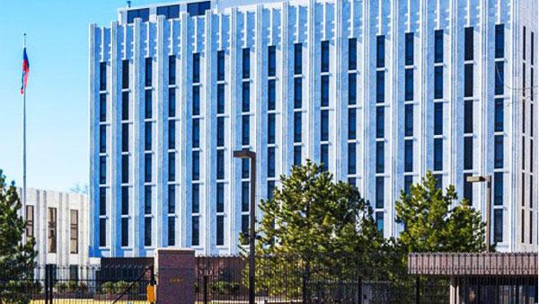 Посольство в США упрекнуло Госдеп в некомпетентности