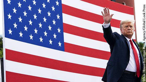 Трамп не стал гарантировать мирную передачу власти в США