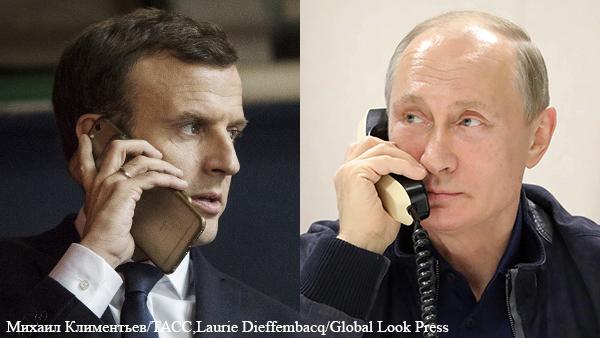 Франция нашла повод для ухудшения отношений с Россией