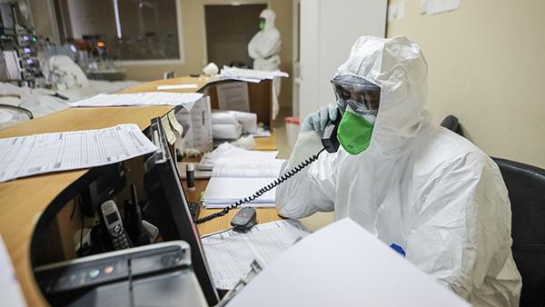 В России выявили 6,5 тыс. новых случаев коронавируса