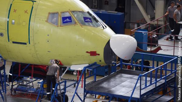 Производитель SSJ-100 провел массовые сокращения сотрудников