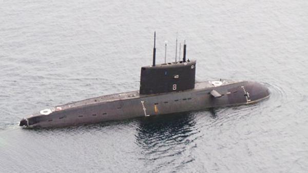 Подлодка «Колпино» в Черном море поразила «Калибром» береговую мишень
