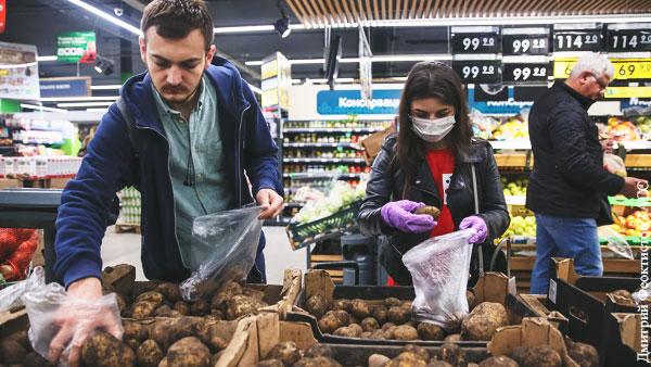 Несколько супермаркетов в Москве закрыли за нарушение масочного режима