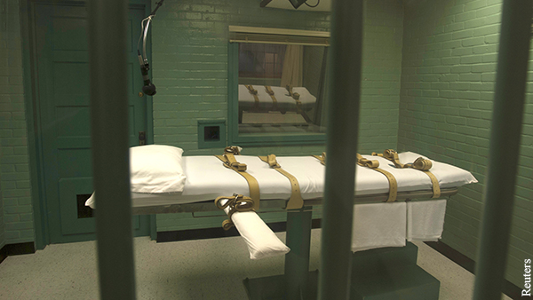 России необходимо вернуть смертную казнь