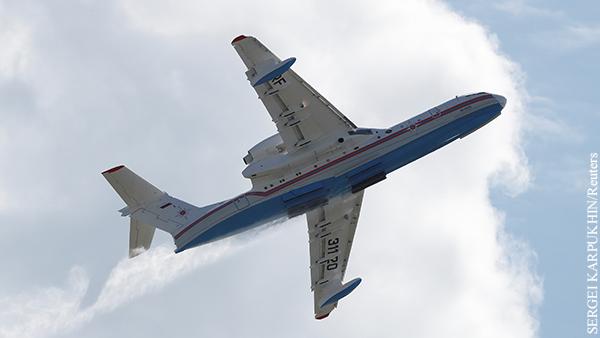 В Турции опровергли претензии к тушившим пожары в Анталье российским пилотам