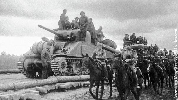 И танки, и авиационное топливо, и тушенка, и многое другое - все это поставлялось в СССР по программе ленд-лиза