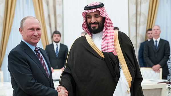 Россия и Саудовская Аравия могут скорректировать сделку ОПЕК+