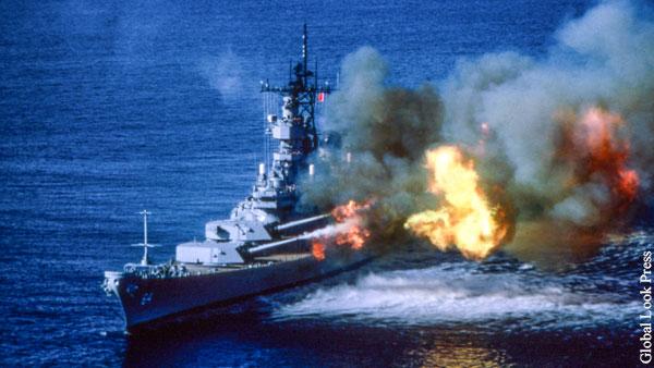Появление супердальнобойных пушек обещает революцию в сфере вооружений современных ВМФ