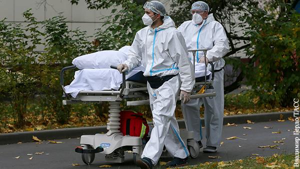 В России за сутки выявили 15,7 тыс. случаев коронавируса