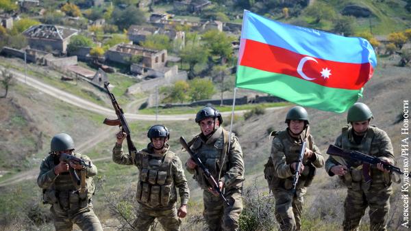 Азербайджан празднует победу над Арменией – и основания для этого действительно есть