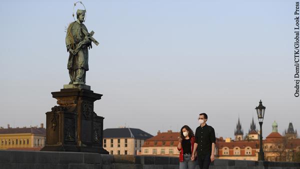 Власти Чехии запретили свободное передвижение граждан ночью