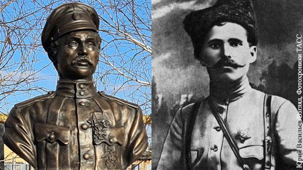 Белого полковника Сладкова увековечили на улице, носящей имя его врага  –  Чапаева