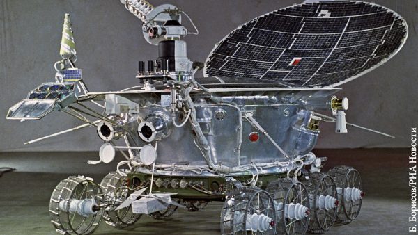 Общество: Как «Луноход-1» стал советским ответом Америке