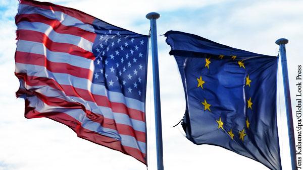 ЕС собрался предложить Байдену борьбу с «авторитарными державами»