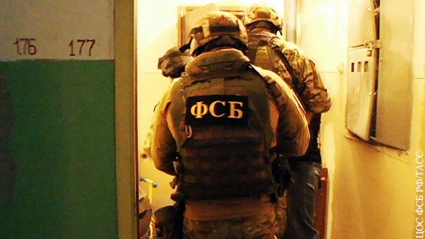 ФСБ задержала двух бывших членов банды Басаева и Хаттаба