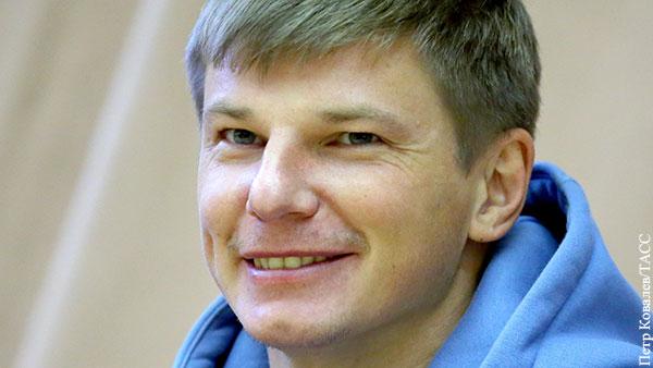 Аршавин прокомментировал зачисление сына в академию «Спартака»