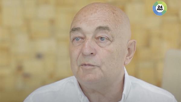 Создатель бренда «Б.Ю. Александров» умер от коронавируса